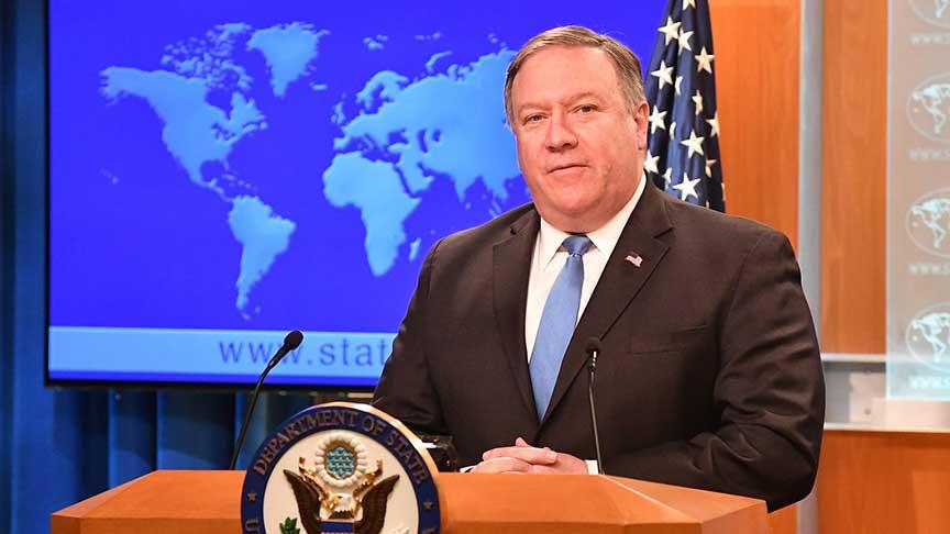 """وزير الخارجية الأمريكي يهنئ السوريين بمقتل """"سليماني"""""""