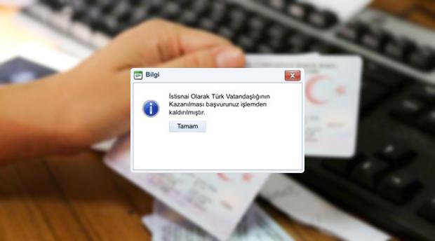 رفع الملفات العالقة في المرحلة الرابعة من إجرائيات الجنسية الاستثنائية التركية